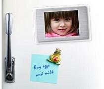 Фоторамка для холодильника