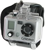 Водонепроницаемая цифровая наручная камера