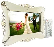 Декоративная цифровая фоторамка