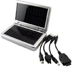 Экологически-чистая энергия для электронных устройств