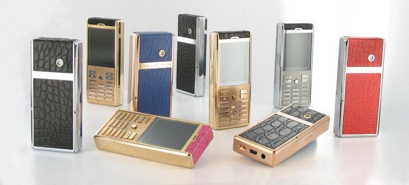 Встречайте Belleperre Nero Gold – еще один роскошный телефон