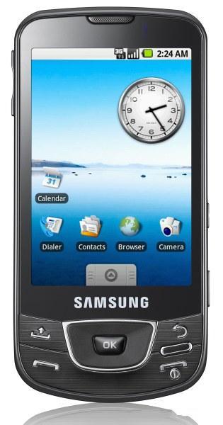Samsung I7500 – первый корейский телефон на платформе Android
