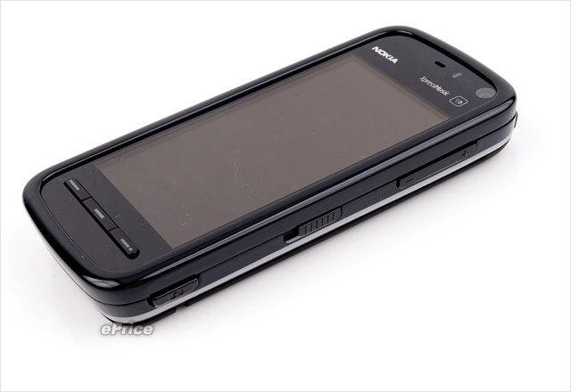 Nokia 5800 XpressMusic в сером корпусе