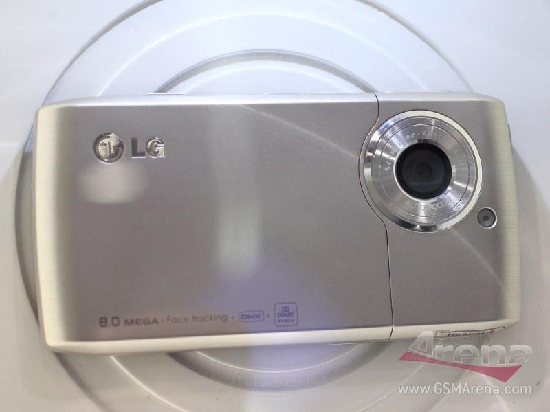 Жаркое лето – горячие новинки: LG GC900 Viewty 2 от Orange UK