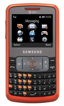 AT&T анонсировал 6 новых телефонов с клавиатурами QWERTY