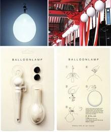 Лампа в воздушном шарике