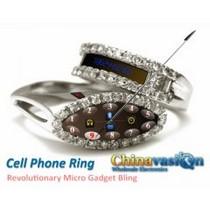 Кольцо - мобильный телефон