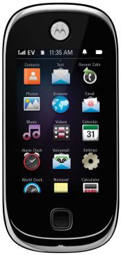 Motorola анонсировала Evoke QA4