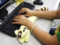 USB-енот для рабочего стола