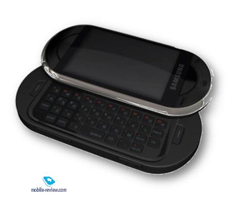 Два новых Android-устройства: Samsung Bigfoot и Samsung Spica