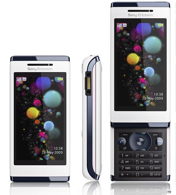 8 MP Sony Ericsson Aino – новый игрок на рынке сенсорных экранов