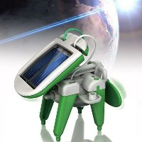 Робоконструктор на солнечных батареях