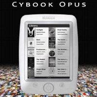 Карманная читалка Cybook Opus