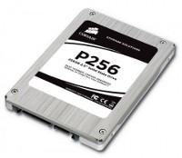 SSD диск на 256 Гб от Corsair