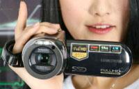 Full HD камкордер от Samsung
