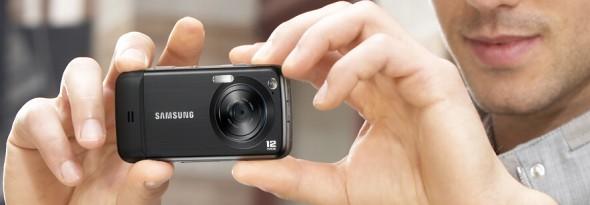 Samsung представил свой первый 12-мегапиксельный телефон – Pixon12