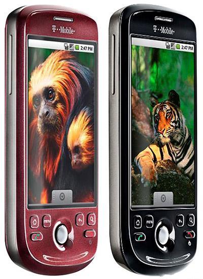 T-Mobile myTouch 3G поступит в продажу в июле