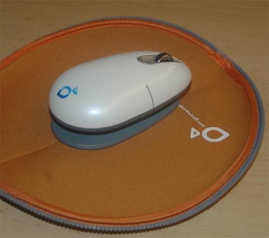 Ортопедическая мышка