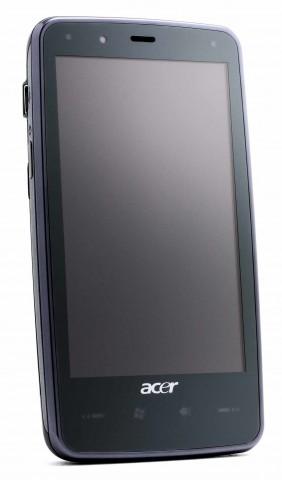 Acer F900 – новый КПК на ОС Windows Mobile