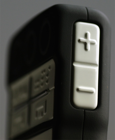 Touchphone – телефон для слепых