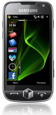 Samsung I8000 Omnia2: первый выход на публику