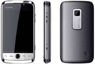 Huawei U8230 – первый смартфон компании на базе Android