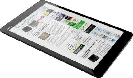 Новый прототип планшетного нетбука CrunchPad