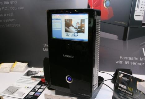 Первый настенный компьютер