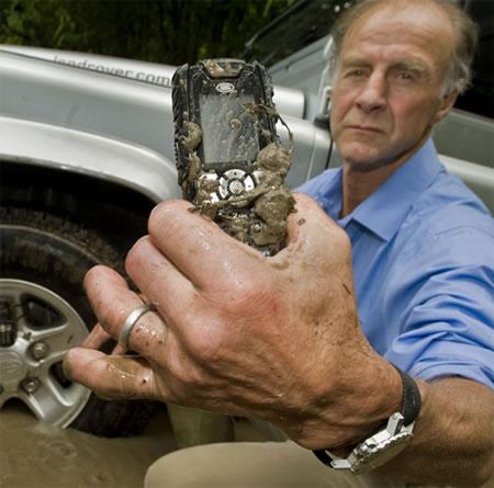Land Rover и Sonim Technologies создали практически неубиваемый телефон – Land Rover S1