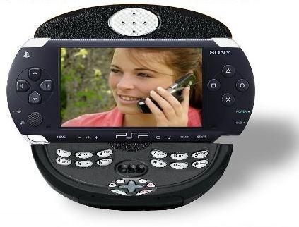 Появится ли телефон-PSP?