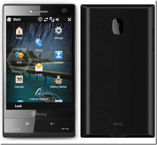 HTC Firestone и Hero - две новинки от HTC