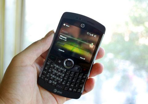 HP iPAQ K3 Obsidian с сенсорным экраном