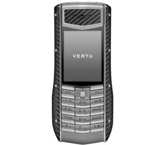 Новая коллекция Vertu Ascent Ti – Carbon Fibre