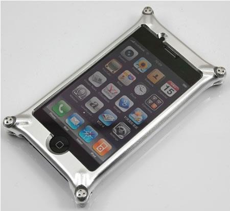 Футляр для iPhone co сменными линзами