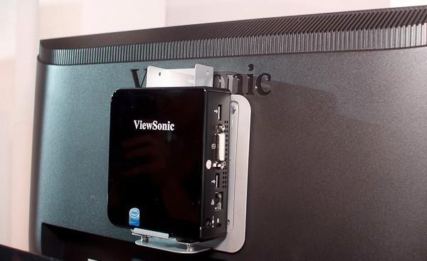 Неттопы VOT120 и VOT121  компании ViewSonic