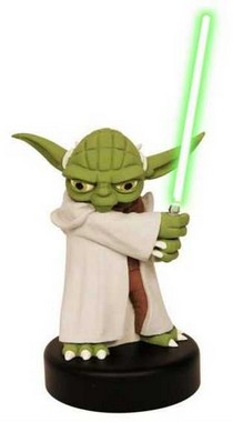 Clone Wars Animated Yoda