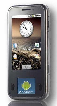 Русский Android-коммуникатор HIGHSCREEN PP5420 с двойным сенсорным экраном