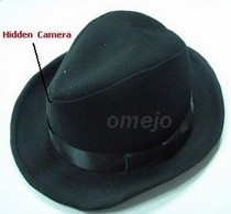 Spy Top Hat Hidden Camera  DVR