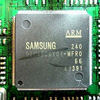 Samsung объявили о выходе процессора ARM CORTEX-A8 Hummingbird