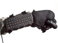 Защищенная клавиатура на руку