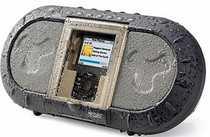 Защищенная аудиосистема для iPod