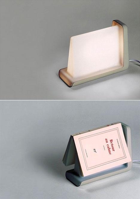 Лампа-закладка
