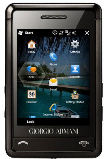 Samsung B7620 Giorgio Armani 2