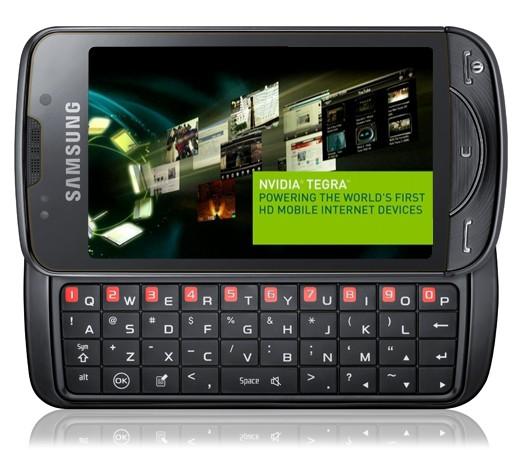 Samsung подтверждают факт своего сотрудничества с NVIDIA в работе над Tegra Phone