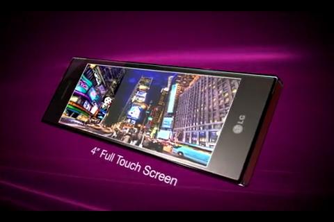 LG BL40 Black Label – видео подтверждает многие характеристики
