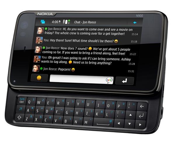 Nokia N900 3
