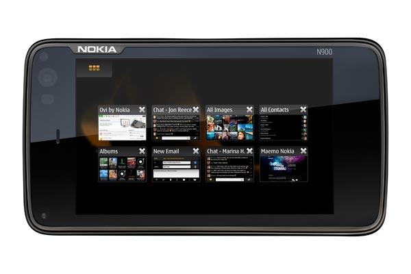 Nokia N900 4