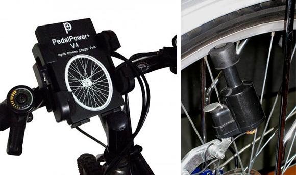 Зарядное устройство для велосипедистов PedalPower+