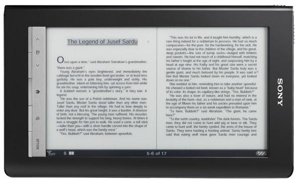 Читалка Reader Daily Edition от Sony