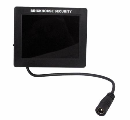 Беспроводной монитор системы безопасности